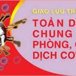 Tuyền truyền phòng chống bênh dịch Covid 19 của trường TH N Thol Hạ